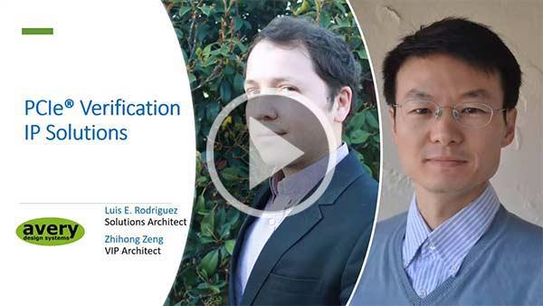 PCIe Verification IP Solutions